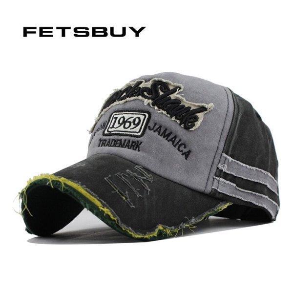 FETSBUY Brand Snapback Men Baseball Cap Women Caps Hats For Men Bone Casquette Vintage Hat Gorras 6 Panel Winter Baseball Caps 2