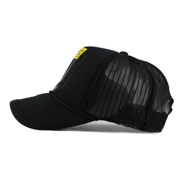 FETSBUY Summer Breathe Freely Mesh Baseball Cap Trucker Cap Fitted Men Casquette Hats For Women Bone Cap 2017 Wholesale 14