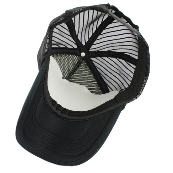 FETSBUY Summer Breathe Freely Mesh Baseball Cap Trucker Cap Fitted Men Casquette Hats For Women Bone Cap 2017 Wholesale 22