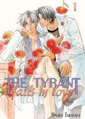 The Tyrant Falls in Love Vol. 1 by Hinako Takanaga