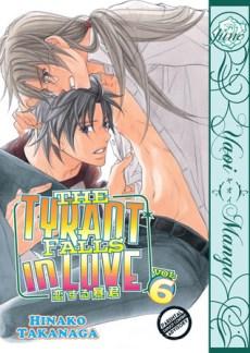 The Tyrant Falls in Love Vol. 6 by Hinako Takanaga