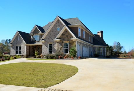 Immobilien sind weiterhin sehr beliebt.