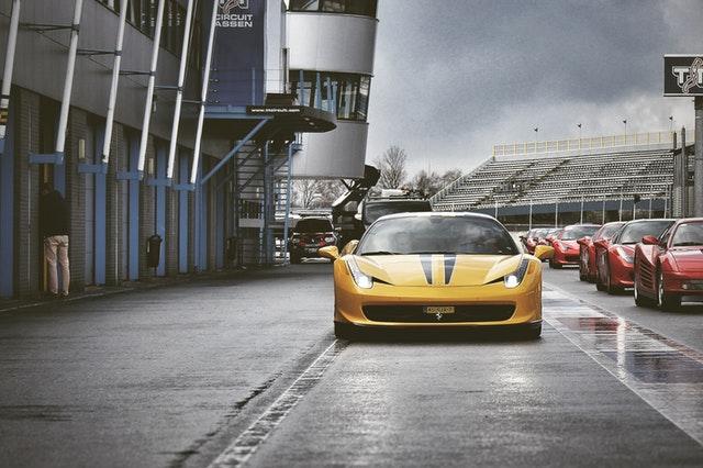 Ferrari Aktie Luxus fürs Depot