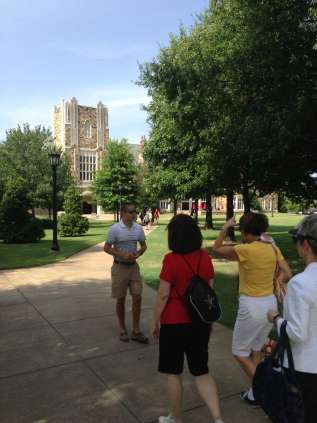 Campuses Visited