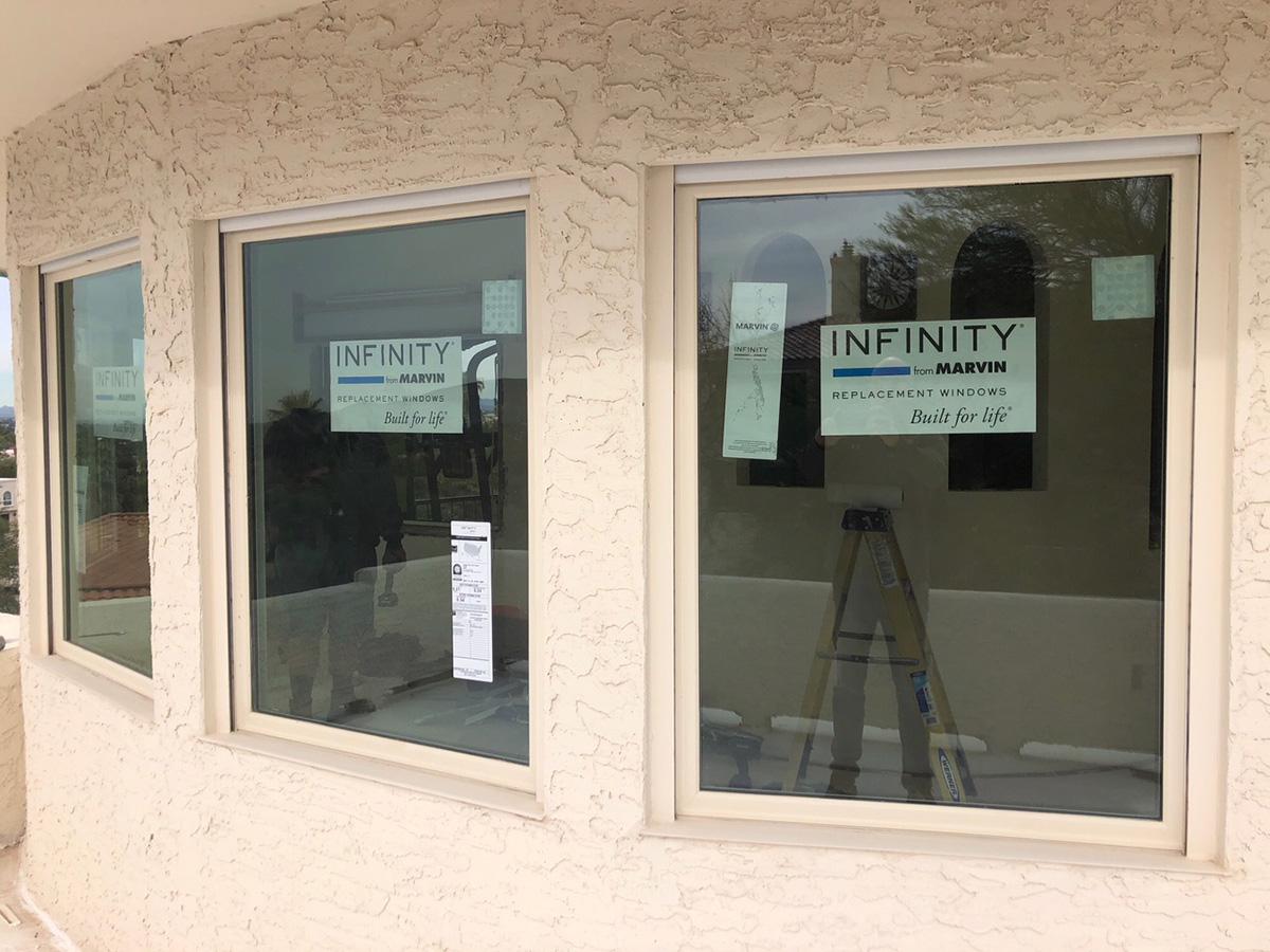 Sierra Exterior Picture Windows