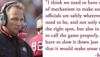 Mark Richt quote