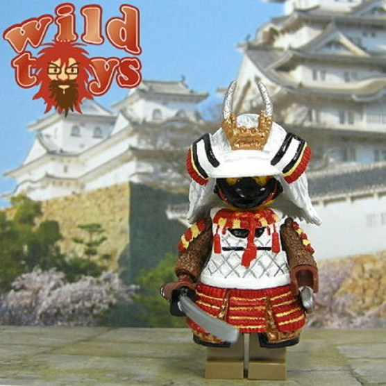 Wild Toys-Lego-Accessory-S3-Sengoku Samurai-WT-17B-1