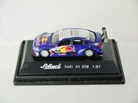 Dickie Schuco 1-87 Audi A4 DTM Red Bull 01