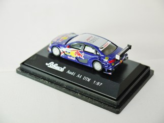 Dickie Schuco 1-87 Audi A4 DTM Red Bull 07
