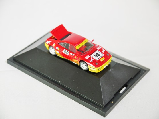 Herpa GmbH - 1-87 Motorsport Collection 348 challenge Ferrari 348 tb - Bernd Hahne - No. 60 - 05
