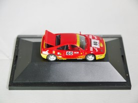 Herpa GmbH - 1-87 Motorsport Collection 348 challenge Ferrari 348 tb - Bernd Hahne - No. 60 - 06