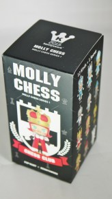 Pop Mart Kennyswork MOLLY CHESS CLUB S Box 03