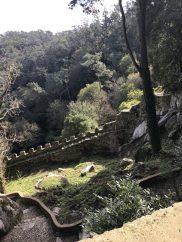 Moorish ruins