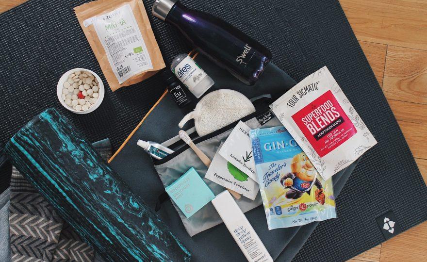 wellness travel tips