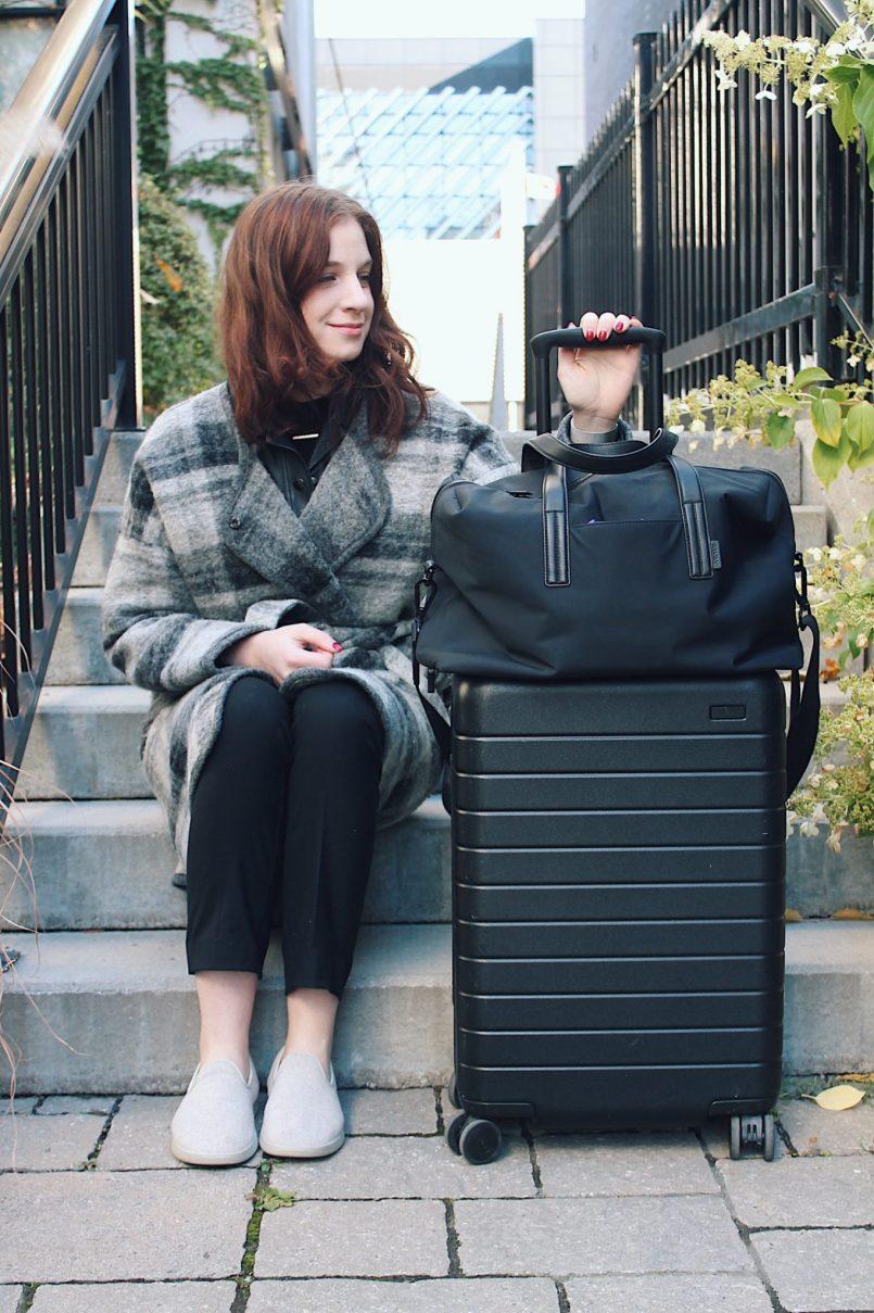 Andrea zoellner capsule suitcase