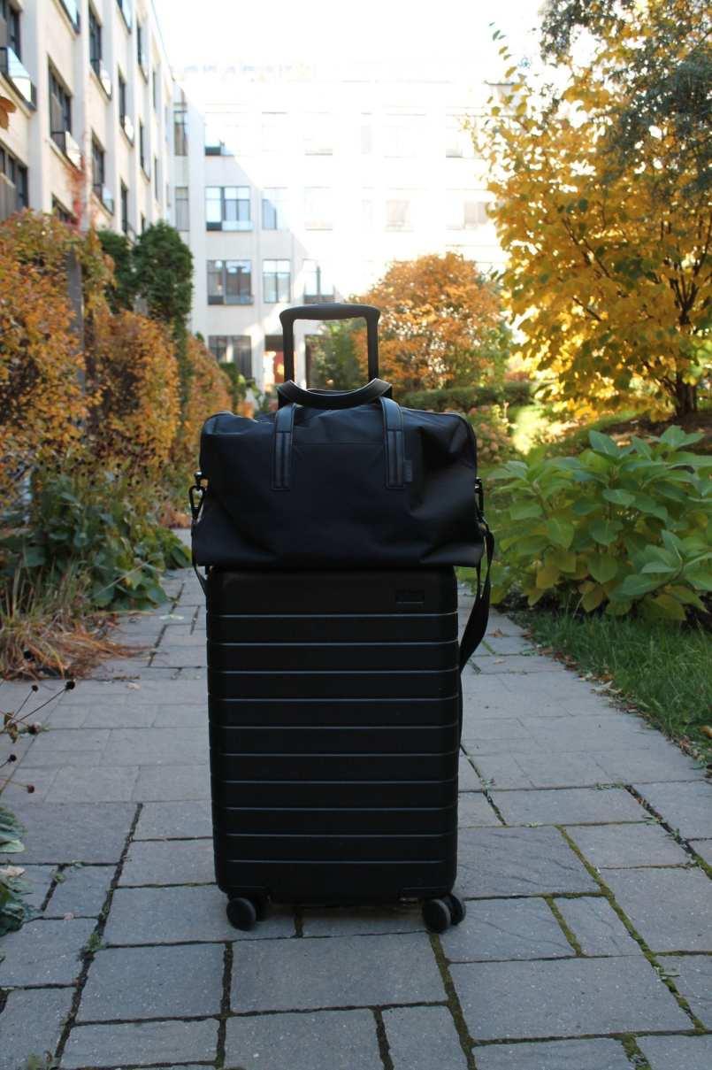 lost luggage claim