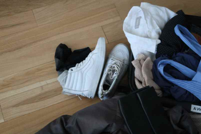 how to pack for summer and winter weather