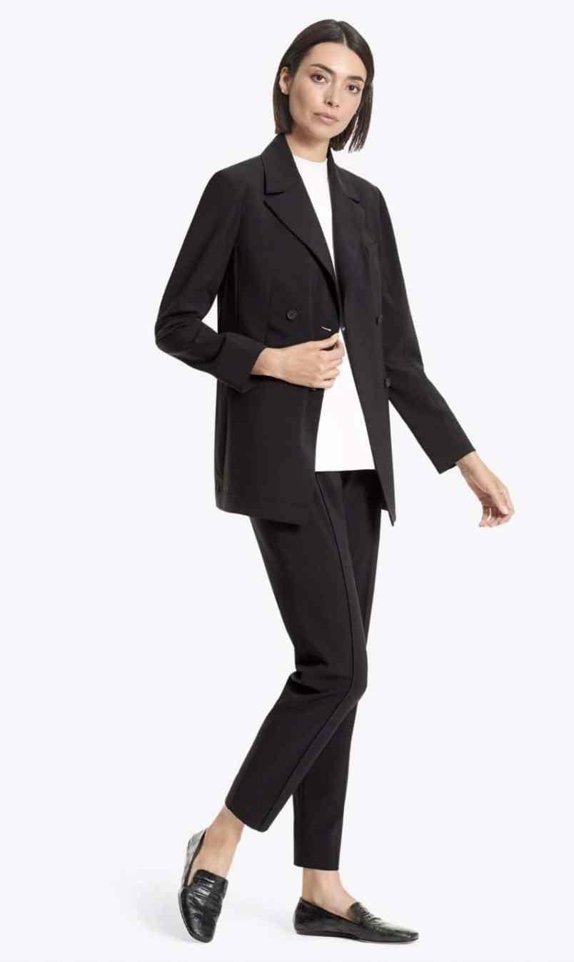 packable business suit