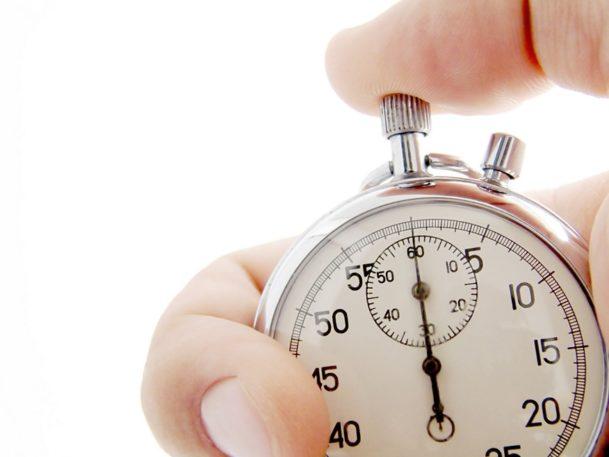 Gestion du temps – Les 12 lois