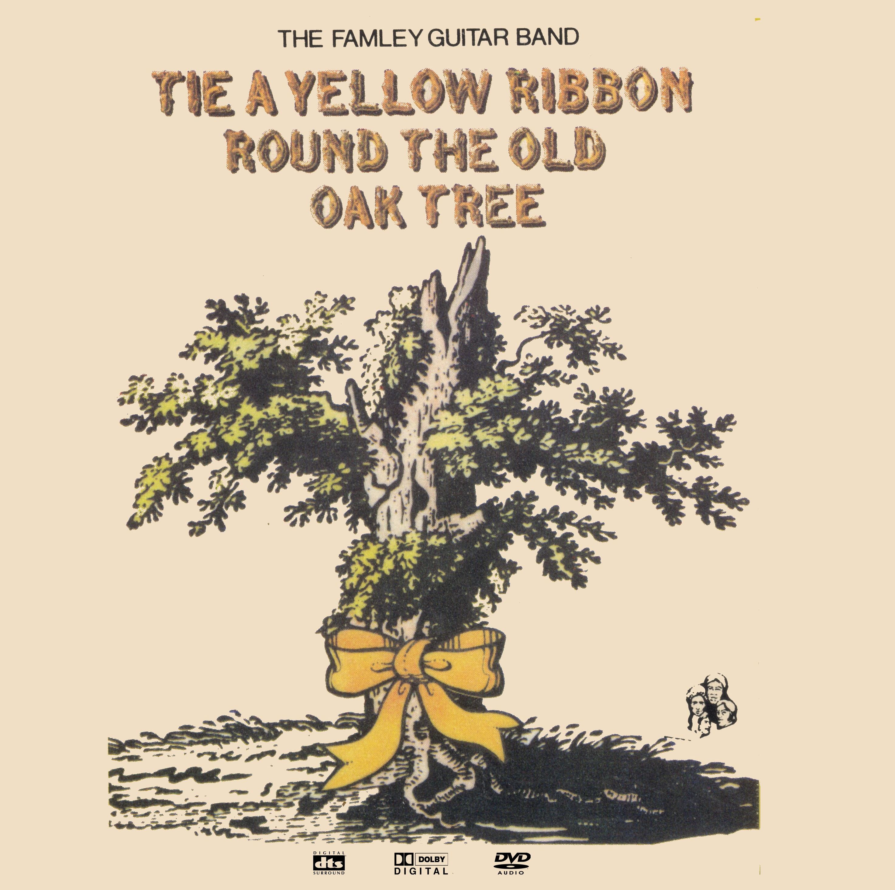 The Famley Guitar Band  Tie A Yellow Ribbon Round The