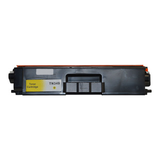 Brother new Compatible toner TN 349 Yellow