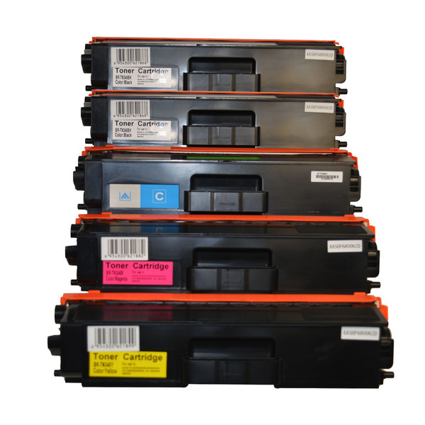 Brother new Compatible toner TN 346 bundle