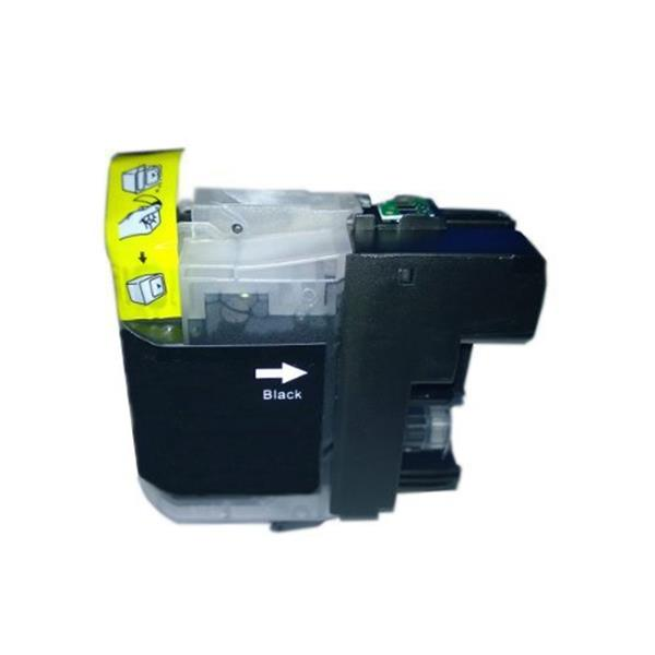 Brother LC 133 Black ink cartridge