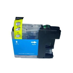 Brother LC 133 Cyan ink cartridge