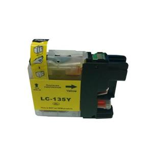Brother LC 135 XL Yellow High yield ink cartridge