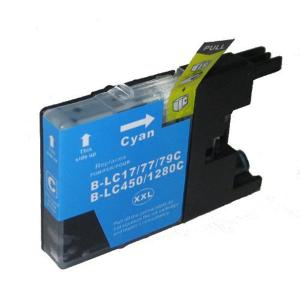 Brother LC 77 XL Cyan High yield ink cartridges