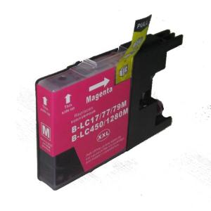 Brother LC 77 XL Magenta High yield ink cartridge