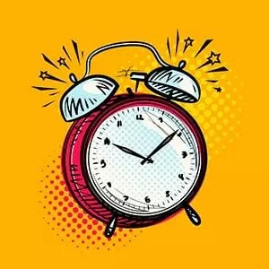 FSA deadlines; alarm clock