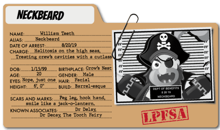 Captain Contributor vs. Neckbeard