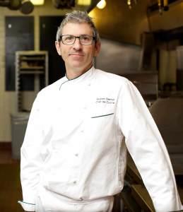Chef de Cuisine Reuben Gerber