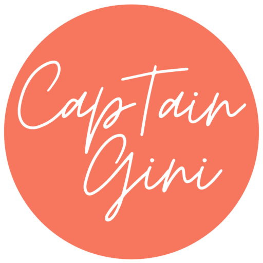 cropped logo Captain gini rond