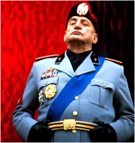 The Doctrine of Fascism Fascism Defined by Benito