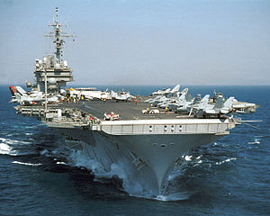 USS Kitty Hawk (CV-63)