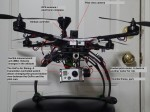 Quad frontal gimbal anno