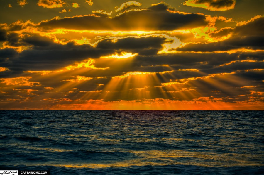 Sunrise Of The New Light (photo Owned by captainkimo.com)
