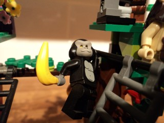 Let's go bananas for Lego *sigh*