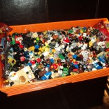 A tonne of minfigures and bits