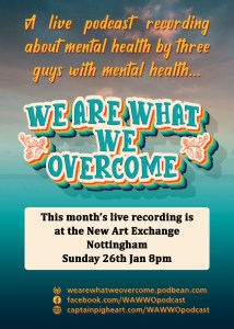We Are What We Overcome - 26 January 2020