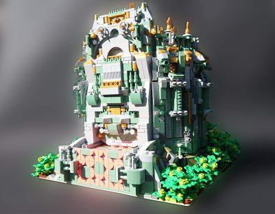 LEGO Quiet Contemplation 13