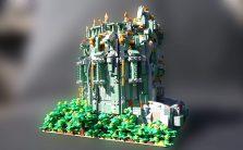 LEGO Quiet Contemplation 4