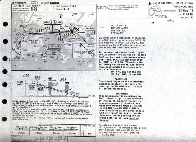 Kai tak vhhx approach chart rwy also difficult approaches captain  rh captainr weebly