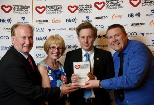 Charity Champion of the Year