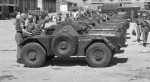 Ferret Scout Car 54-82506