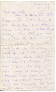 1918-03-12 France Embossed  p.1