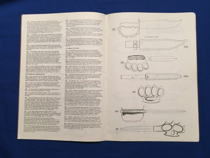PRIMER OF MILITARY KNIVES PART TWO Hughes & Jenkins