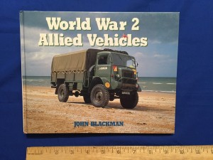 WORLD WAR 2 ALLIED VEHICLES